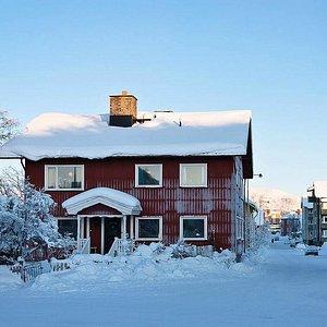 Nice hostel in Kiruna
