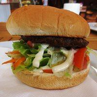 Great Hamburgers by sharon