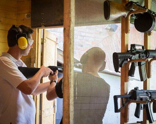 Nauka Strzelania, Shooting Range