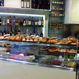 La colazione al the gallery cafe'