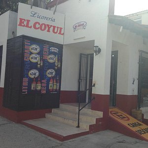 Licoreria El Coyul suc. Basilio Badillo