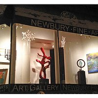 Sculpture and Painting at Newbury Fine Arts Gallery