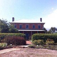 Harper's mansion.