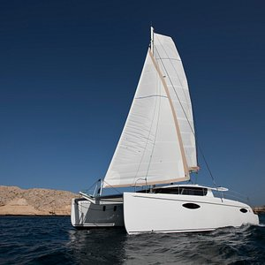 Our flagship, the 44 foot 'Orana'