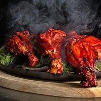 Tandoori Chicken, YUM !!