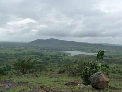 Dandoba Hills