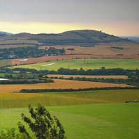 The view across the Downs ©DavidKirkham