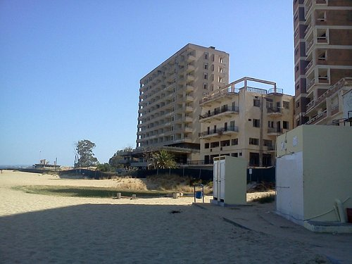 Ghost Town Famagusta