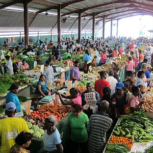 Tunapuna Market