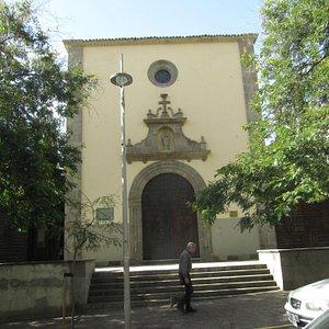 Facade of Parroquia de Nuestra Senora del Pilar (Church)