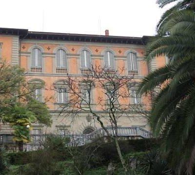 Villa Borbone delle Pianore