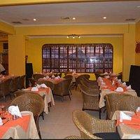 Nalis Indian Restaurant Sitting