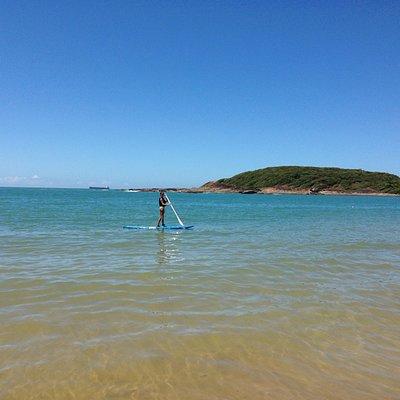 Otima praia