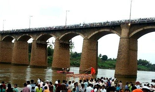 Irwin Bridge Krishna River