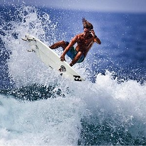 Dominic Del Rosario  Guide, Coach, Father, Surfer.