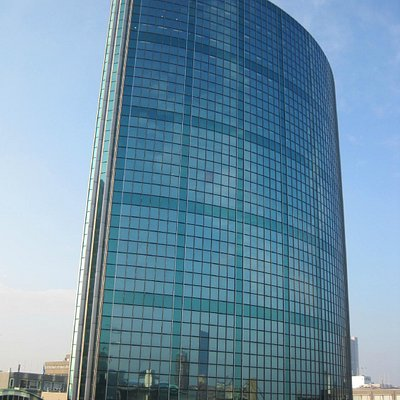 Beurs WTC tower