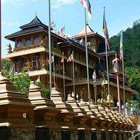 `Mahamevnawa Buddhist Monastery