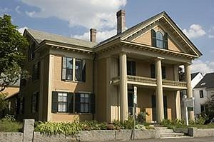Mary Baker Eddy Historic House in Concord, NH