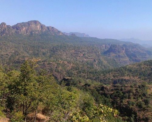 Pachmarhi Mountain Ranges
