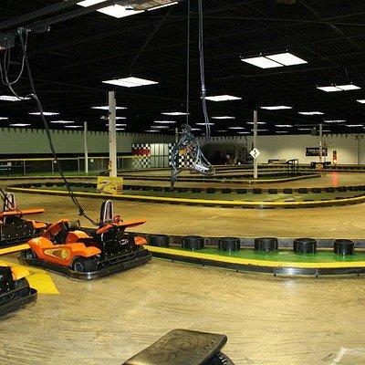 Adult Go Kart track