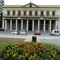 Casa del Gobierno (Edificio Jose Artigas), Montevideo