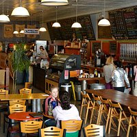 Inside overview of the Wild Bean