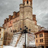 Iglesia Fortaleza Gótico Mudejar
