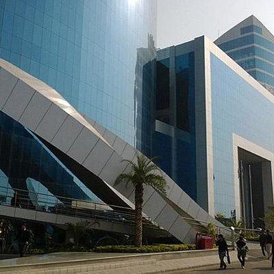 World Trade Park Building