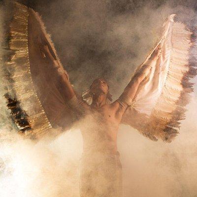 Lead Eagle Dancer