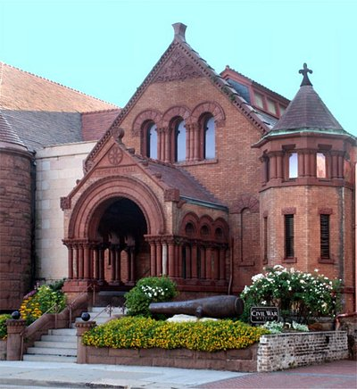 Confederate Memorial Hall Museum