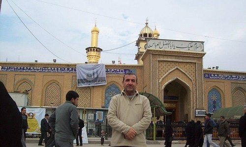 Hazrat Abu Al Fazl holly shrine