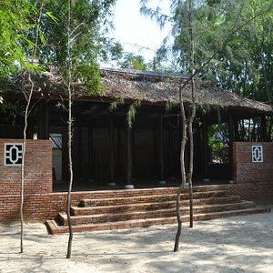 Traditional fimily house