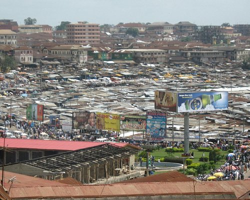 Kejetia Market