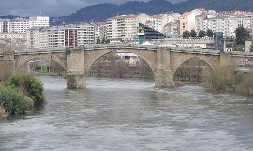 Vista Ponte Romana - de Ponte do Milênio