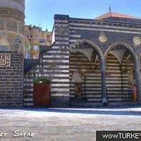 Safa Camii diyarbekir