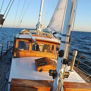 Sailing on Penobscot Bay