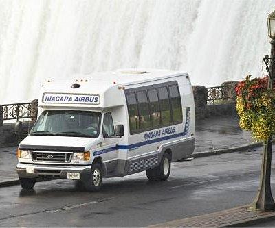 Niagara Airbus at Niagara Falls