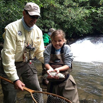 Fly Fishing Instruction for All Ages