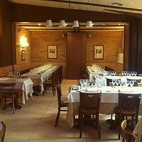 Interior del restaurant La Torreta de Remolins