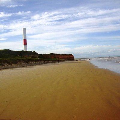 Praia de Lagoa Doce