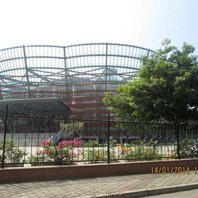 lotus auditorium