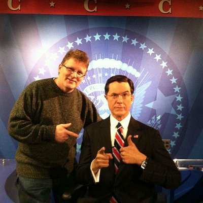 Colbert...best in the place.