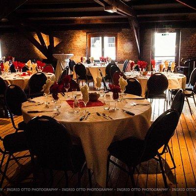 LE LOFT - Salle pour banquet
