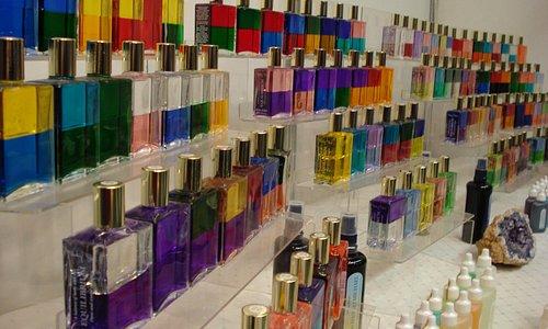 Tratamiento Aura Soma. Somos los colores que escogemos.