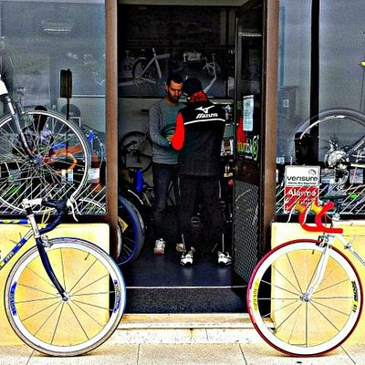 The hot-spot in Porto to be - The ultimate bike shop opposite of NYC