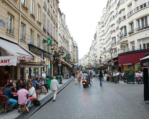 rue montorgueil - martina biccheri