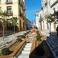 Poetic walk, Estepona