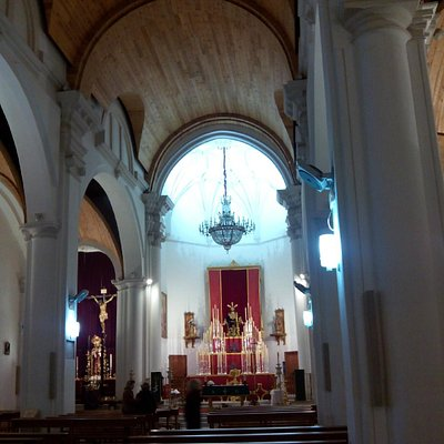 Iglesia de la Concepcion.Huelva