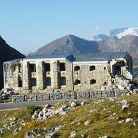 """Museo di guerra 1914-18 """"Tre Sassi"""" Valparola Cortina d'Ampezzo"""