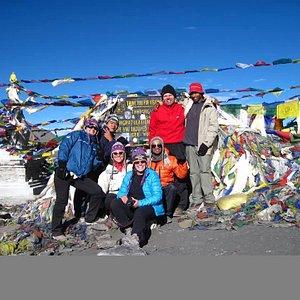 Throng La Pass Trekking